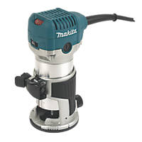 "Makita RT0700CX4/2 710W ¼""  Electric Router Trimmer 240V"