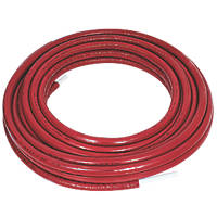 Purmo Pert/Al/Pert Press-Fit Insulated Multi-Layer Composite Pipe 16mm x 25m Red Insulation