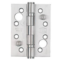Smith & Locke Grade 13 Security Hinges Fire Rated 102 x 76mm 2 Pack