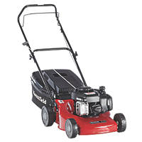 Mountfield HP185 45cm 125cc Hand-Propelled Rotary Petrol Lawn Mower