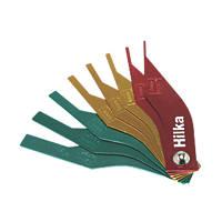 Hilka Pro-Craft Brake Pad Thickness Gauge Set 8 Pieces