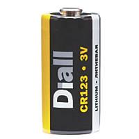 Diall  CR123 Battery