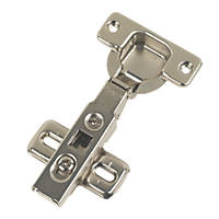 Blum Steel 100° Sprung Screw-On Concealed Hinges 110mm 2 Pack