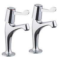 Pillar High Neck Sink Taps