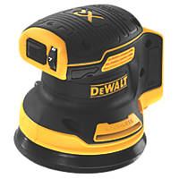 DeWalt DCW210N-XJ 125mm 18V Li-Ion XR Brushless Cordless Random Orbital Sander  - Bare