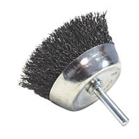 Norton Expert Crimped Wire Cup Brush 50mm