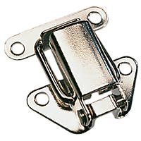 Toggle Cabinet Catch Nickel-Plated 45 x 36mm 10 Pack