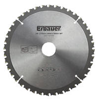 Erbauer TCT Saw Blade 210 x 30mm 40T
