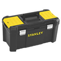 """Stanley  Tool Box 19"""" 2 Pieces"""