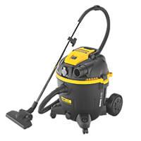 Stanley FatMax SXFVC35PTDE 1600W 35Ltr Wet / Dry Vacuum 220-240V