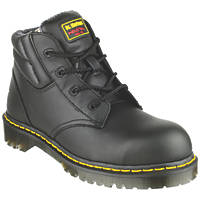 Dr Martens Icon 7B09   Safety Boots Black Size 5