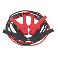 Ring Black / Red  Booster Cables 3m