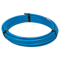MDPE Pipe Blue 25mm x 50m