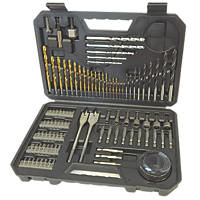Bosch Straight Shank Drilling & Screwdriving Set 103 Pieces