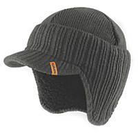 Scruffs T54305 Peaked Hat Graphite