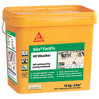 Sika Fast Fix All-Weather Self-Setting Joint Compound Buff 15kg