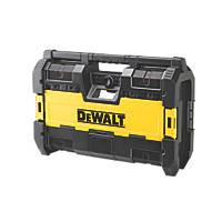DeWalt DWST1-75663-GB DAB+ / FM Electric XR Bluetooth ToughSystem Sound Centre Radio 240V