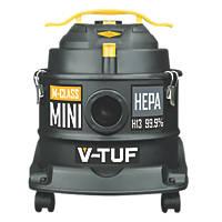 V-Tuf VTM1110 800W 15Ltr M-Class Dry Vacuum Cleaner 110V