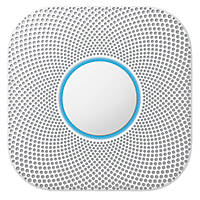 Google Nest S3000BWGB 2nd Generation Smoke & Carbon Monoxide Alarm