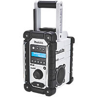Makita DMR109W DAB / FM Electric DAB Site Radio 240V