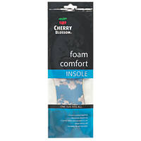 Cherry Blossom  Foam Comfort Insoles Pair Size