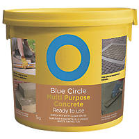 Tarmac Blue Circle Multipurpose Concrete  Grey 5kg