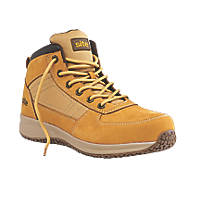 Site Sandstone   Safety Trainer Boots Wheat Size 7