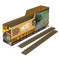 STV Pest Free Defenders Prickle Strip Fence Top Flat Pest Deterrent