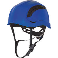 Delta Plus Granite Wind Premium Heightsafe Safety Helmet Blue