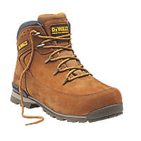 DeWalt Hydrogen   Safety Boots Tan Size 9