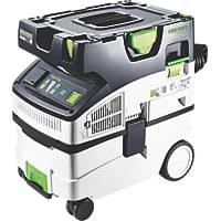 Festool CTM MIDI I GB CLEANTEC 62Ltr/sec  Electric Mobile Dust Extractor 240V