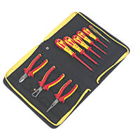 C.K VDE Pliers & Screwdriver Kit 10Pcs