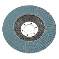 Erbauer  Flap Disc 115mm 40 Grit