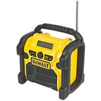 DeWalt DCR021 DAB+ / FM Cordless Site Radio - Bare 18V