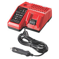 Milwaukee M12-18 AC 12-18V Li-Ion RedLithium In-Car Charger