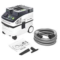 Festool CT 15 E 62Ltr/sec  Electric Mobile Dust Extractor 240V