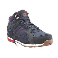 Site Strata High-Top   Safety Trainer Boots Navy Size 10