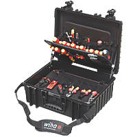 Wiha Electrician Competence XL Tool Set 80 Pieces
