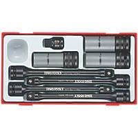 Teng Tools Torque Stick & Wheel Nut Set 8 Piece Set