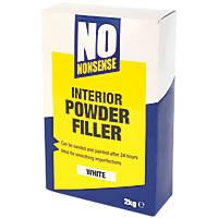 No Nonsense Multi-Purpose Filler Powder White / Off-White 2kg
