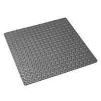 Mottez B517V1 Foam Mat Grey 620mm x 620mm