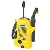 Karcher K2 110bar Electric High-Pressure Washer 1400W 240V