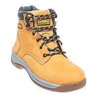 DeWalt Bolster   Safety Boots Honey Size 12