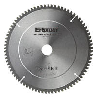Erbauer TCT Saw Blade 254 x 30mm 80T