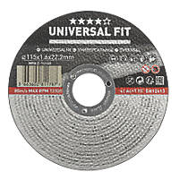 "Cutting Disc 4½"" (115mm) x 1.6 x 22.2mm"