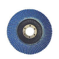 Erbauer Zirconium Flap Disc 115mm 40 Grit