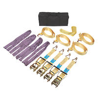 Straps in Holdall 4m x 50mm 4 Pack