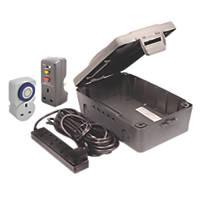 IP54 Weatherproof Outdoor Box Kit