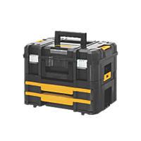 DeWalt TSTAK II & IV Tools & Fixings Storage Set