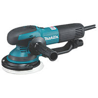 Makita BO6050J/2 150mm  Electric Random Orbit Sander 240V